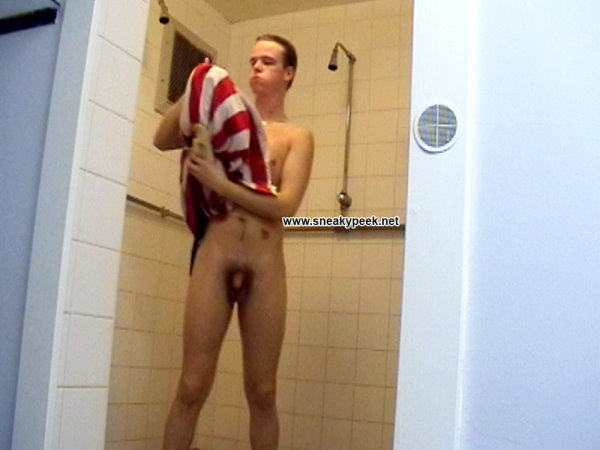 wet nude boy gay spy cam